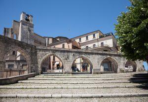 Aquädukt in Sulmona